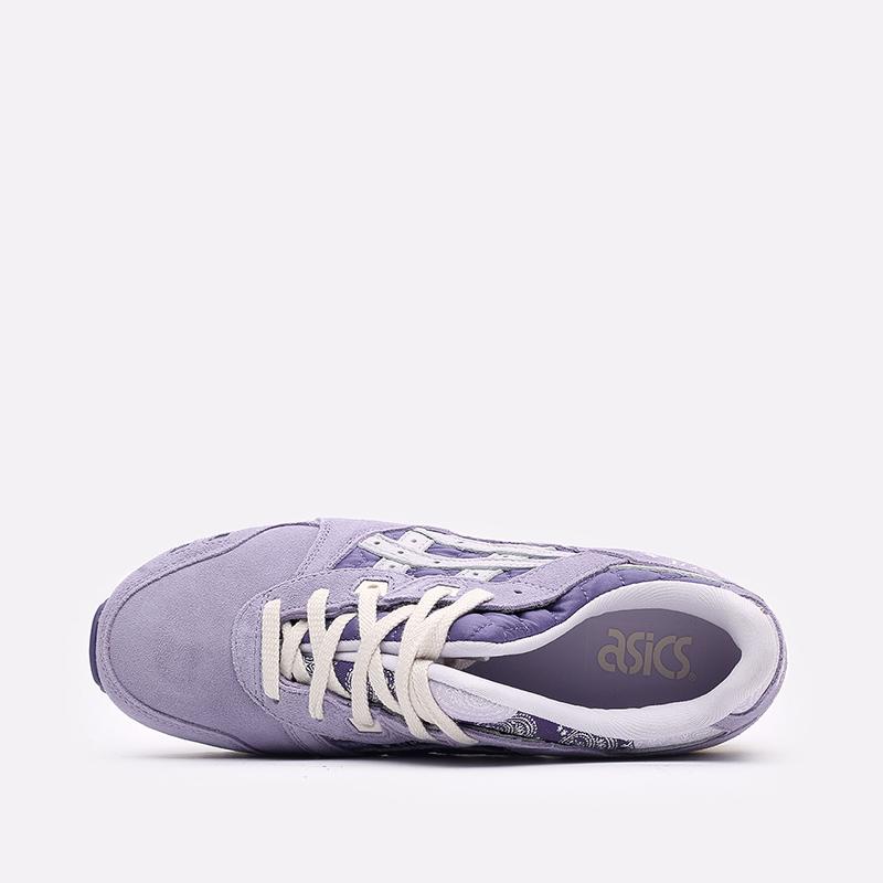 фиолетовые  кроссовки asics gel-lyte iii og 1201A318-500 - цена, описание, фото 6