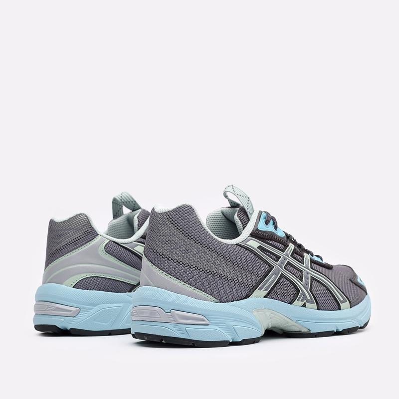 мужские серые, голубые  кроссовки asics ub2-s gel-1130 1201A291-022 - цена, описание, фото 3
