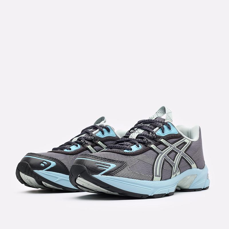 мужские серые, голубые  кроссовки asics ub2-s gel-1130 1201A291-022 - цена, описание, фото 4