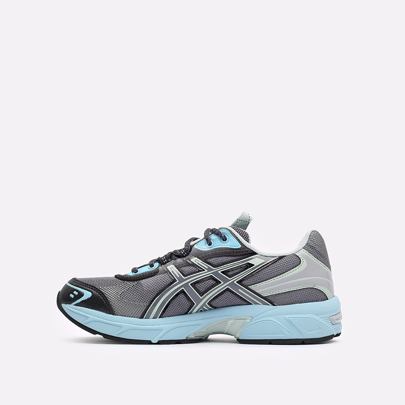 мужские серые, голубые  кроссовки asics ub2-s gel-1130 1201A291-022 - цена, описание, фото 2