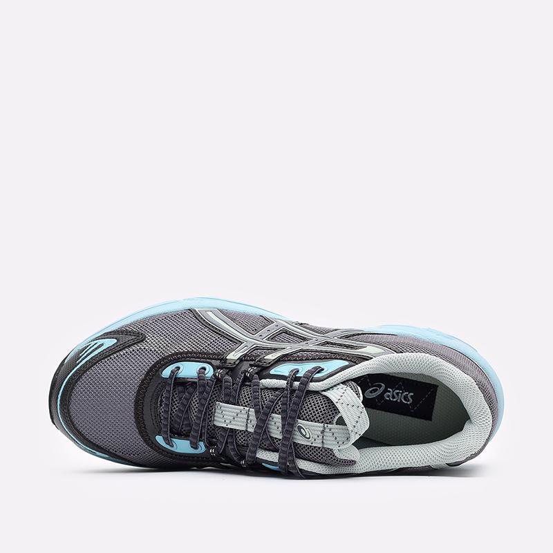 мужские серые, голубые  кроссовки asics ub2-s gel-1130 1201A291-022 - цена, описание, фото 6