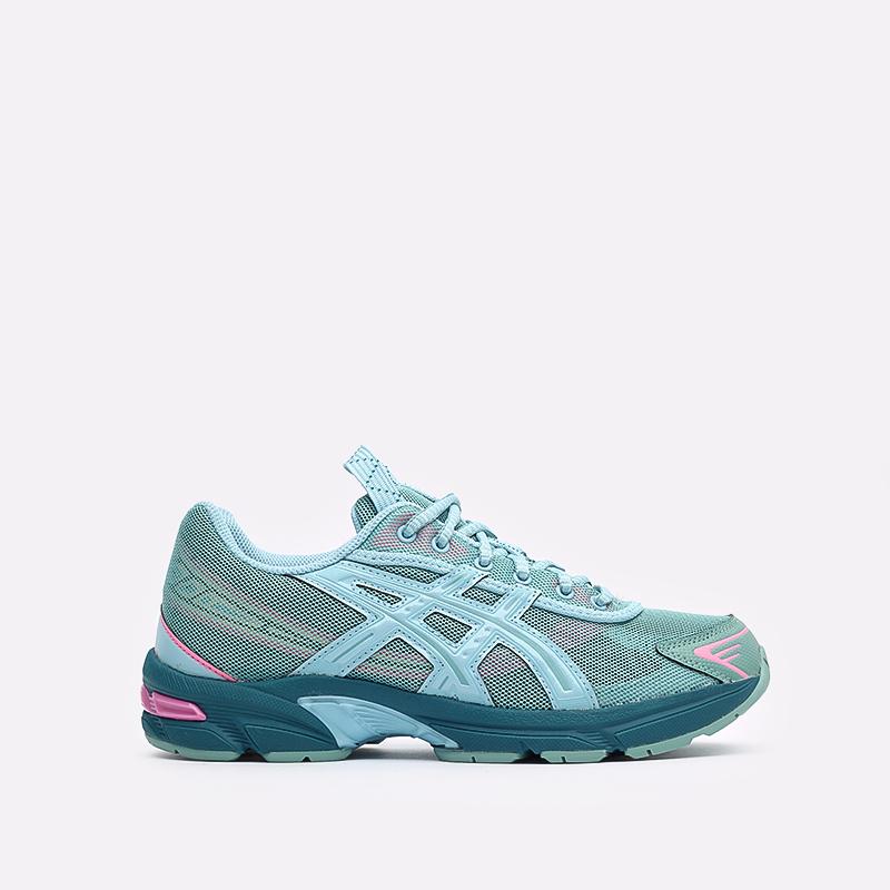 женские голубые  кроссовки asics ub2-s gel-1130 1202A191-300 - цена, описание, фото 1