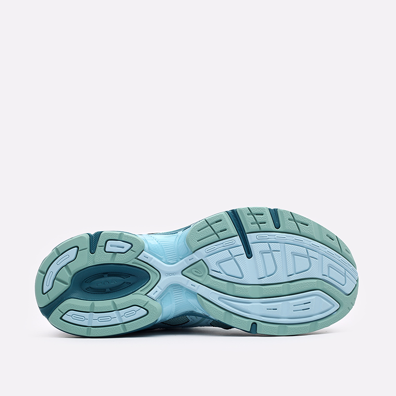 женские голубые  кроссовки asics ub2-s gel-1130 1202A191-300 - цена, описание, фото 5