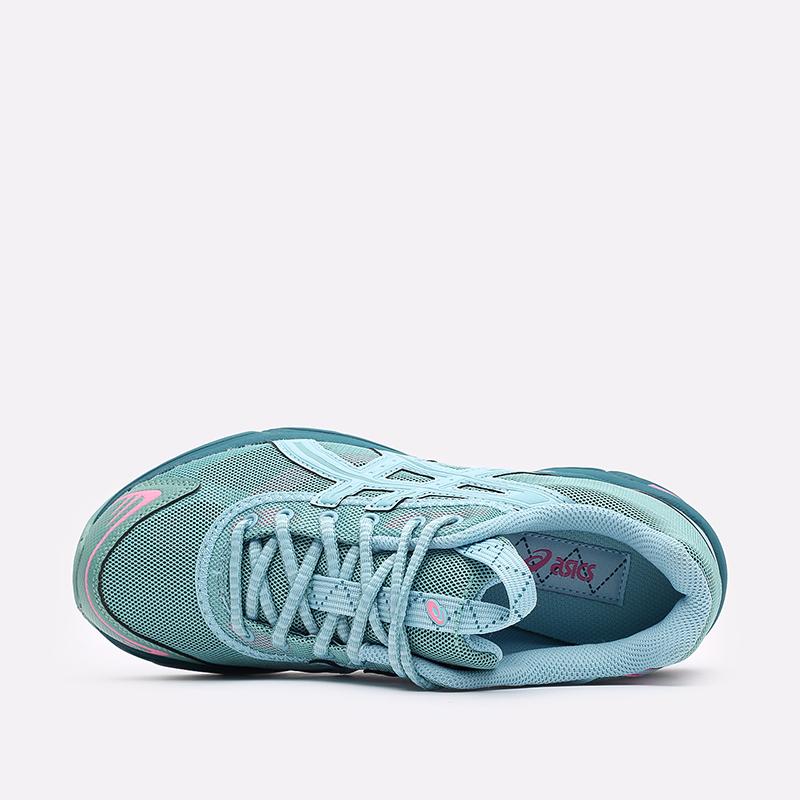 женские голубые  кроссовки asics ub2-s gel-1130 1202A191-300 - цена, описание, фото 6