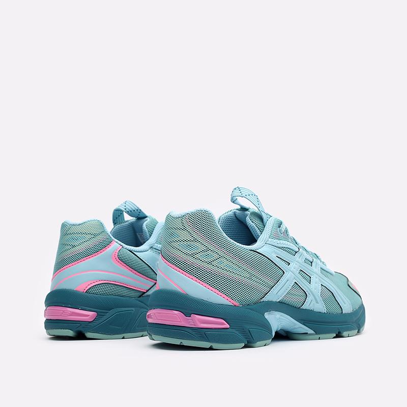 женские голубые  кроссовки asics ub2-s gel-1130 1202A191-300 - цена, описание, фото 3