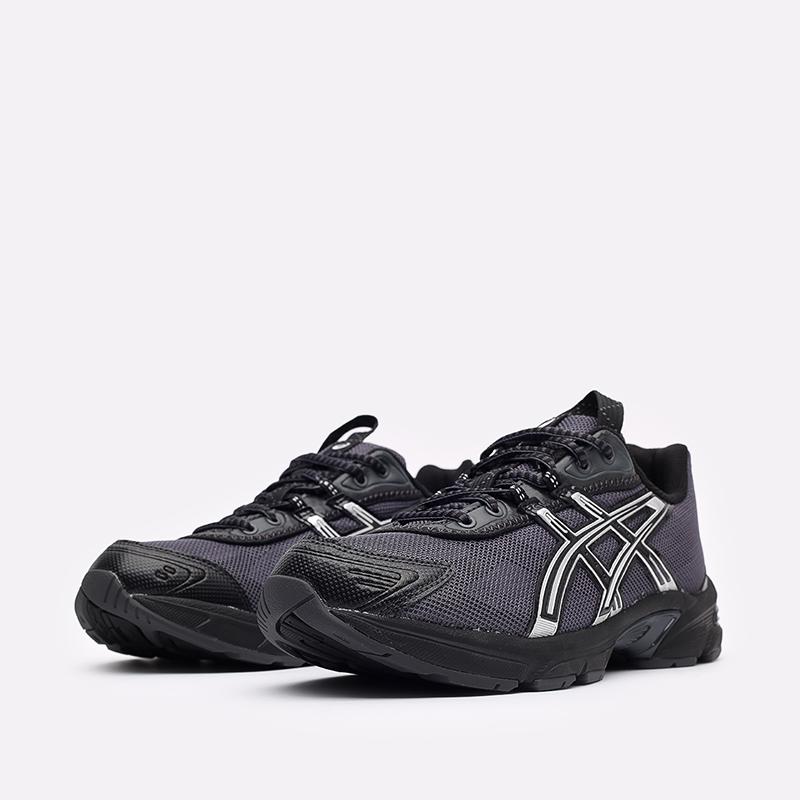 мужские черные кроссовки ASICS UB2-S Gel-1130 1201A291-020 - цена, описание, фото 4