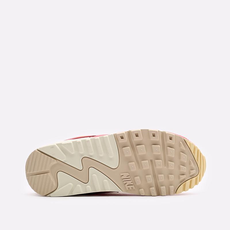 женские разноцветные  кроссовки nike wmns air max 90 DM9465-001 - цена, описание, фото 5