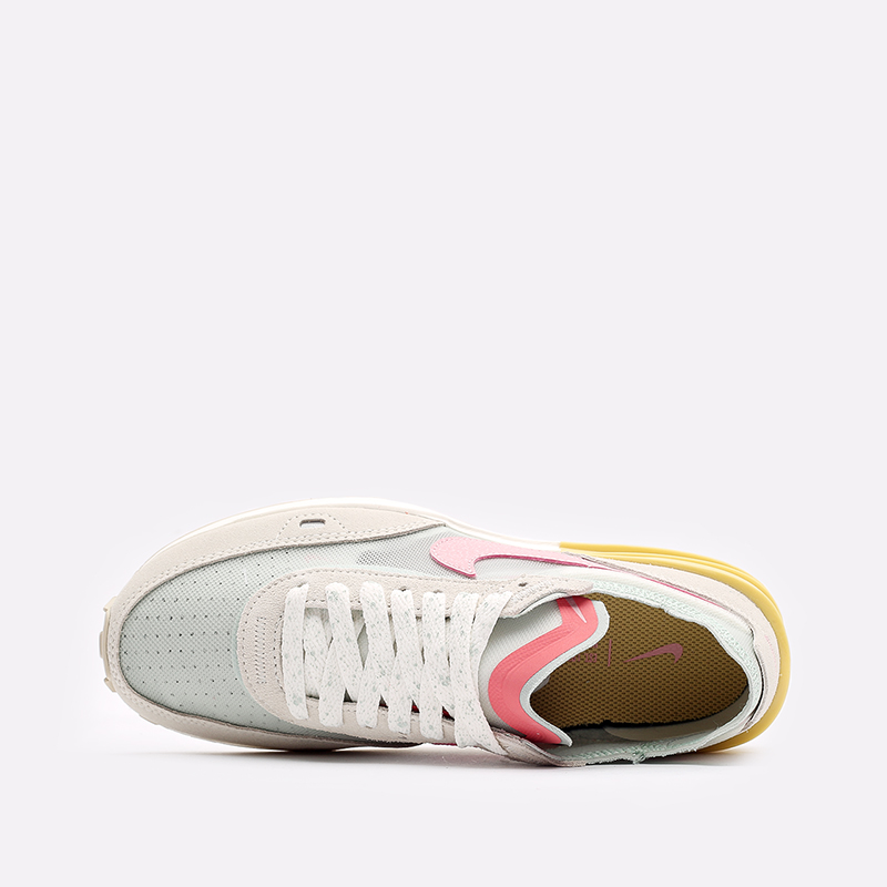 женские разноцветные кроссовки Nike WMNS Waffle One DM9466-001 - цена, описание, фото 6