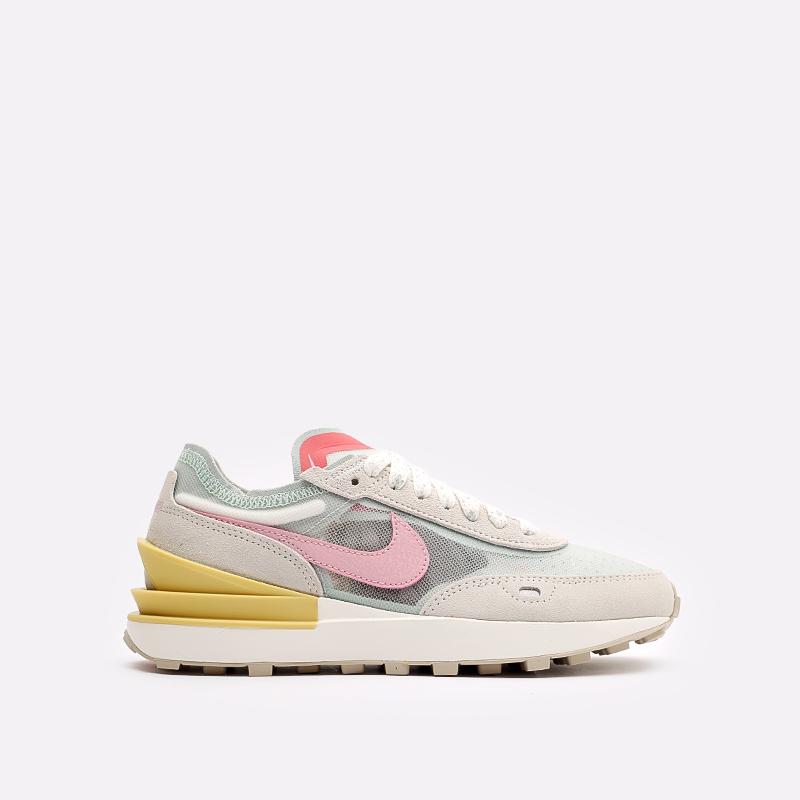 женские разноцветные кроссовки Nike WMNS Waffle One DM9466-001 - цена, описание, фото 1