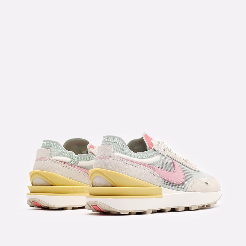 женские разноцветные кроссовки Nike WMNS Waffle One DM9466-001 - цена, описание, фото 3