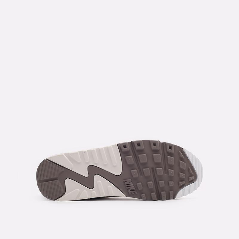 мужские бежевые кроссовки Nike Air Max 90 SE DB0636-100 - цена, описание, фото 5