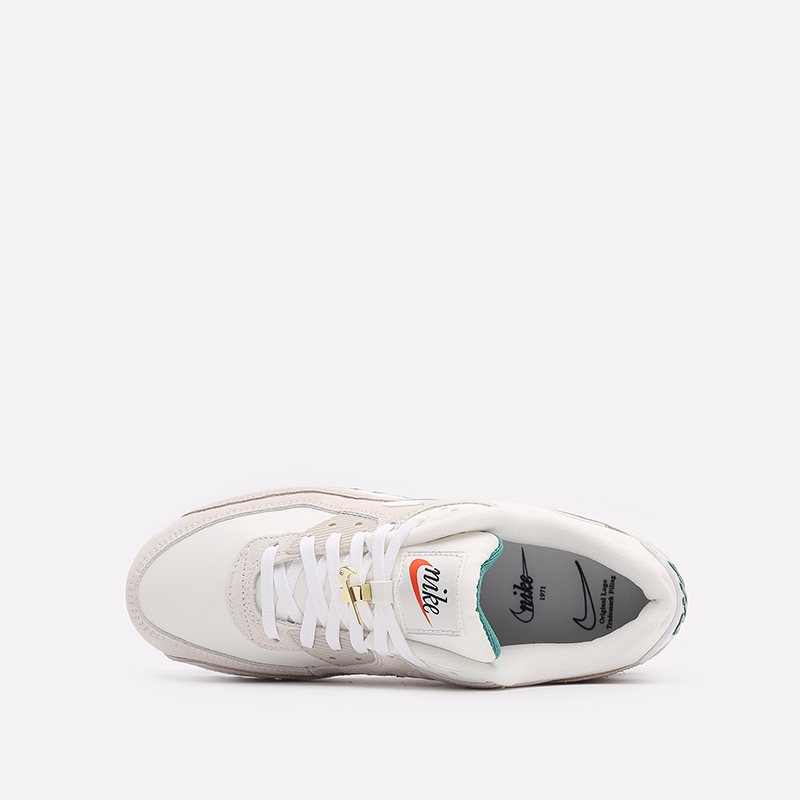 мужские бежевые кроссовки Nike Air Max 90 SE DB0636-100 - цена, описание, фото 6