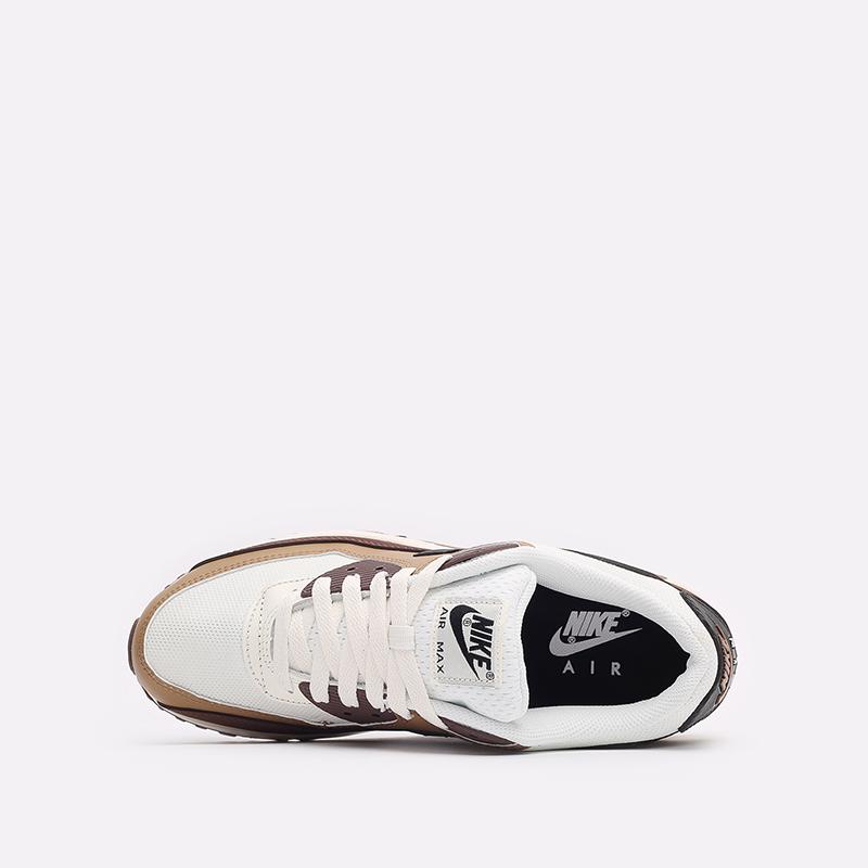 мужские коричневые кроссовки Nike Air Max 90 DB0625-200 - цена, описание, фото 6
