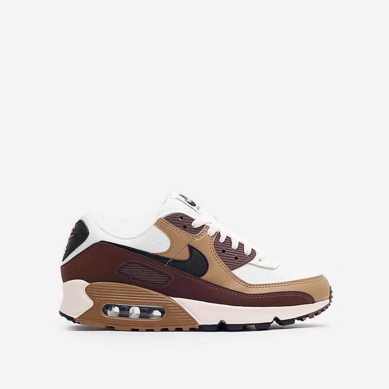 мужские коричневые кроссовки Nike Air Max 90 DB0625-200 - цена, описание, фото 1