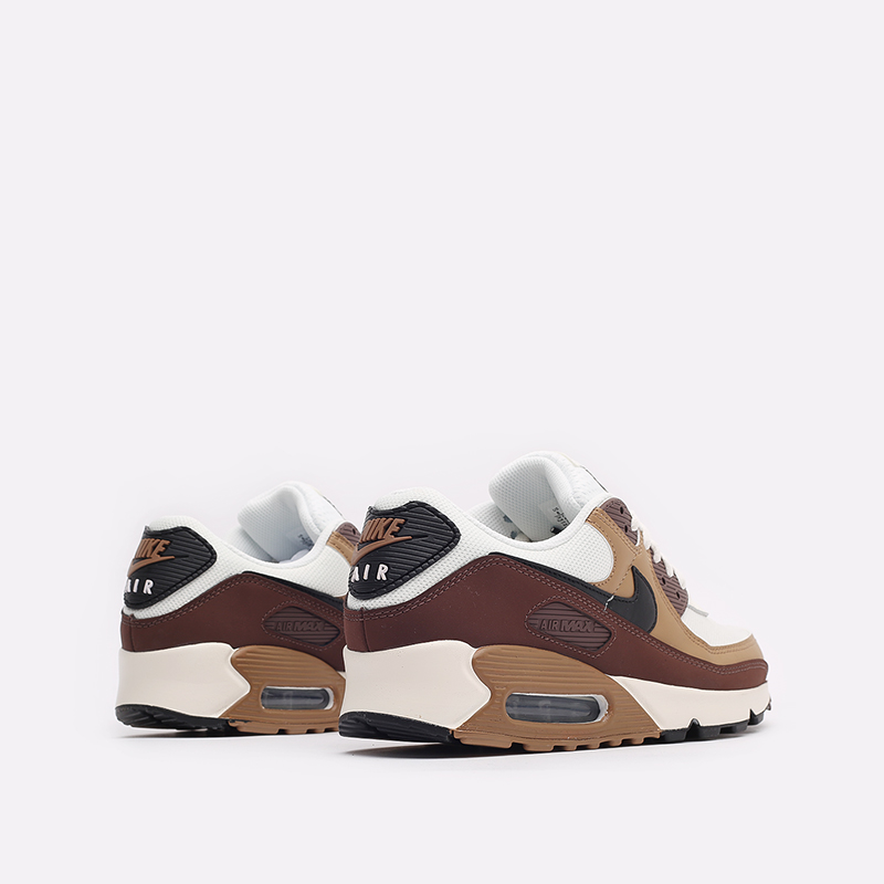 мужские коричневые кроссовки Nike Air Max 90 DB0625-200 - цена, описание, фото 3