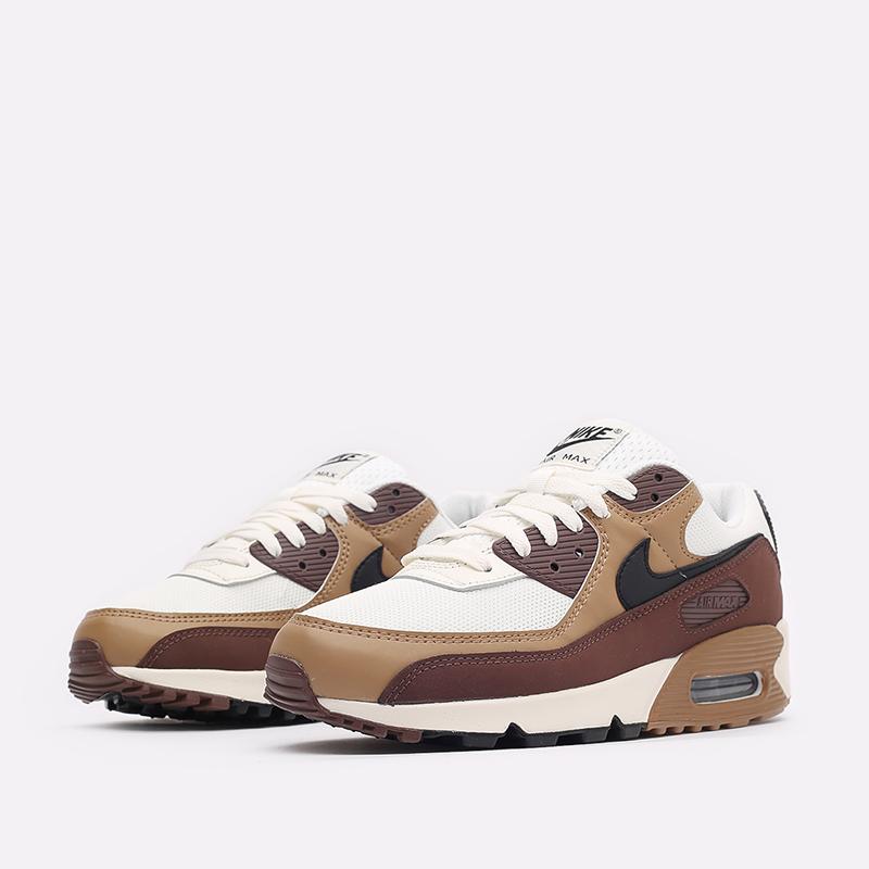 мужские коричневые кроссовки Nike Air Max 90 DB0625-200 - цена, описание, фото 4