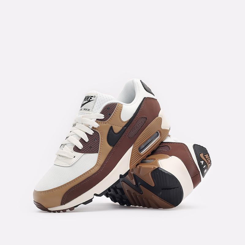 мужские коричневые кроссовки Nike Air Max 90 DB0625-200 - цена, описание, фото 2