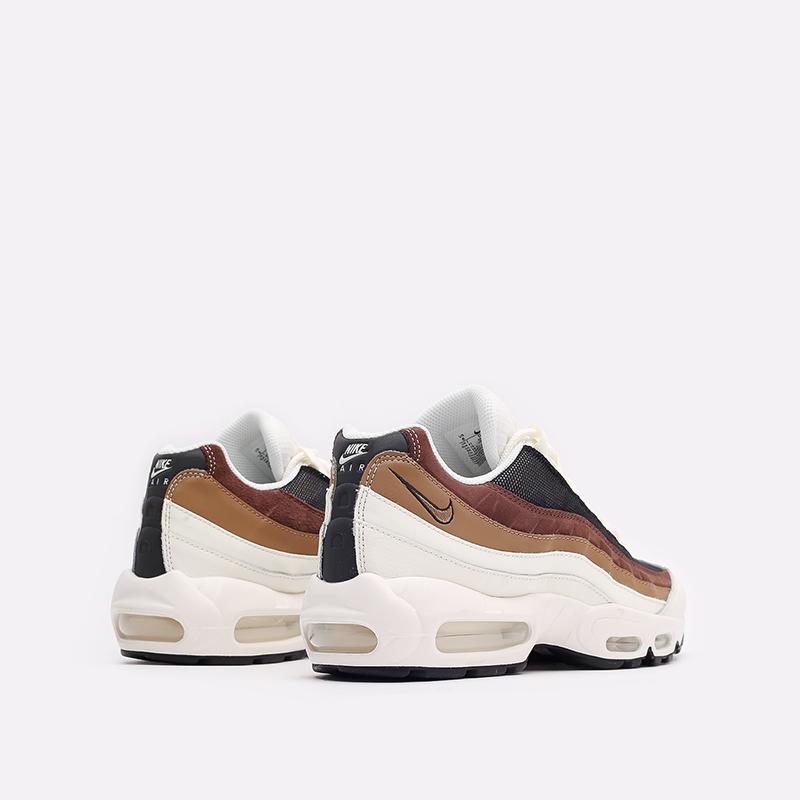 мужские коричневые кроссовки Nike Air Max 95 DB0250-100 - цена, описание, фото 3