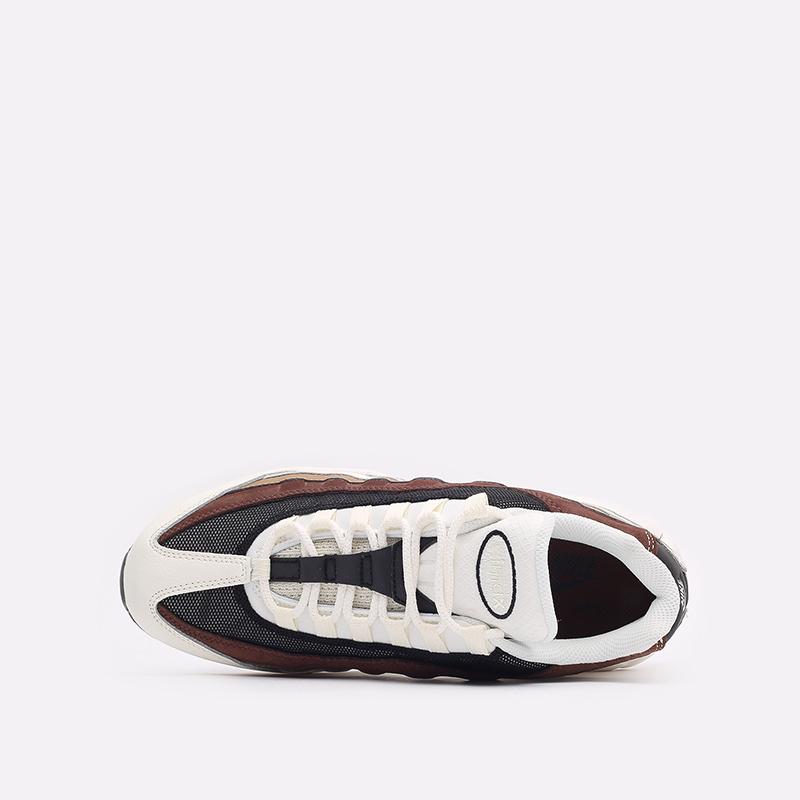 мужские коричневые кроссовки Nike Air Max 95 DB0250-100 - цена, описание, фото 6