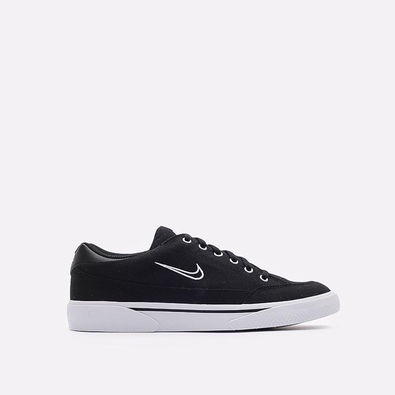 мужские чёрные  кроссовки nike gts 97 DA1446-001 - цена, описание, фото 1