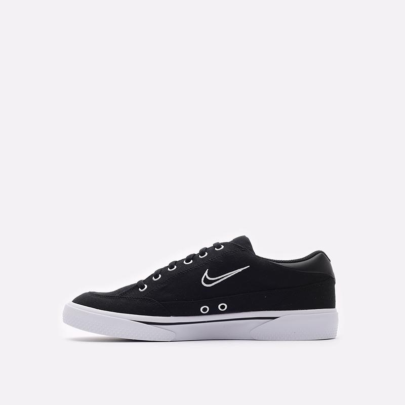 мужские чёрные  кроссовки nike gts 97 DA1446-001 - цена, описание, фото 2