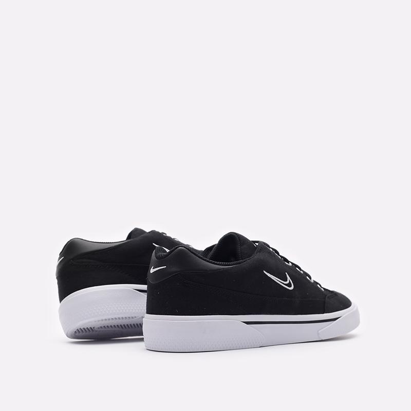 мужские чёрные  кроссовки nike gts 97 DA1446-001 - цена, описание, фото 3
