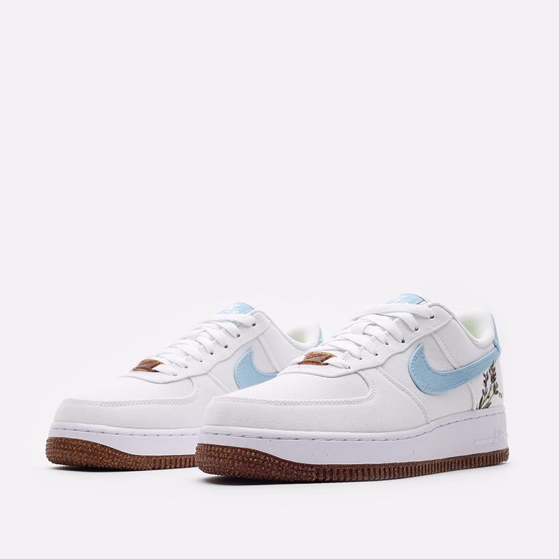 женские белые кроссовки Nike WMNS Air Force 1 '07 SE CZ0269-100 - цена, описание, фото 4