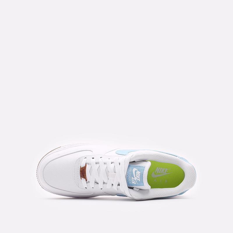 женские белые кроссовки Nike WMNS Air Force 1 '07 SE CZ0269-100 - цена, описание, фото 6