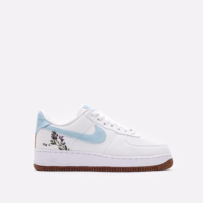 женские белые кроссовки Nike WMNS Air Force 1 '07 SE CZ0269-100 - цена, описание, фото 1