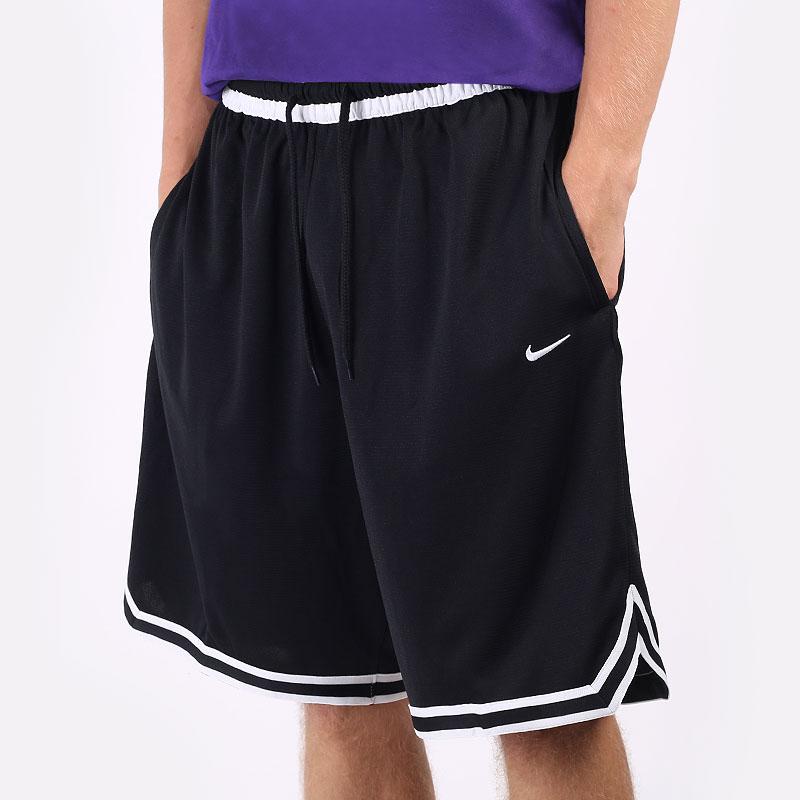мужские черные  шорты  nike dri-fit dna 3.0 basketball shorts DA5844-010 - цена, описание, фото 1