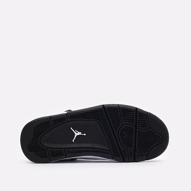 женские белые  кроссовки jordan 4 retro se (gs) DC4101-100 - цена, описание, фото 5