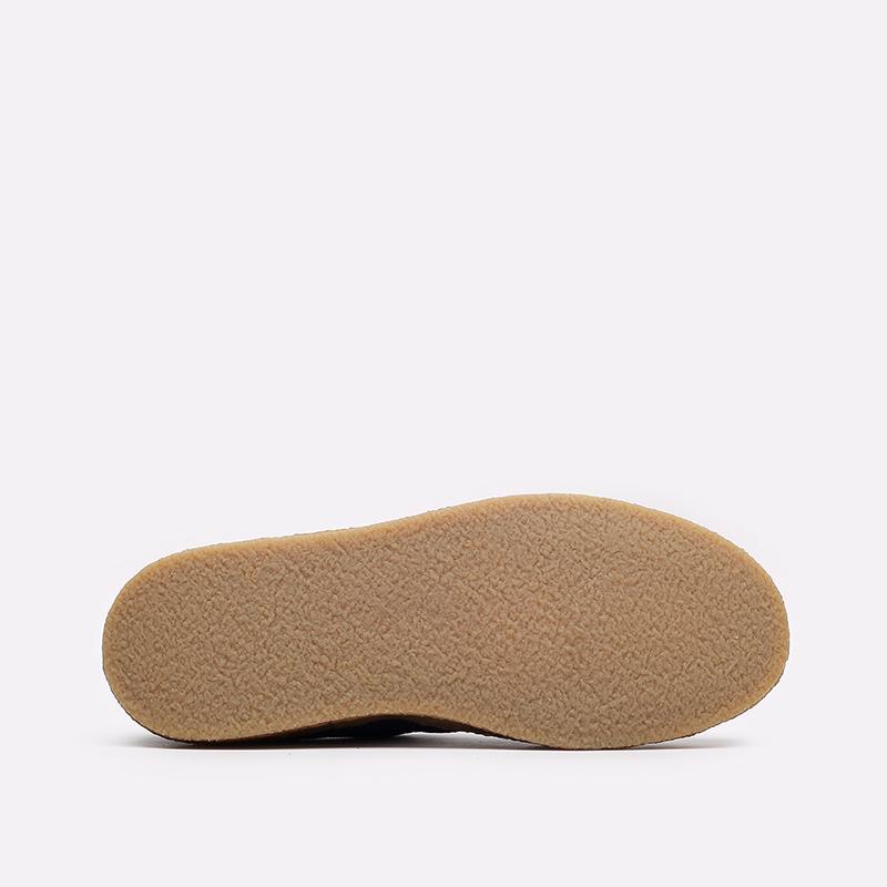 мужские зелёные  кроссовки puma suede crepe 38070704 - цена, описание, фото 5