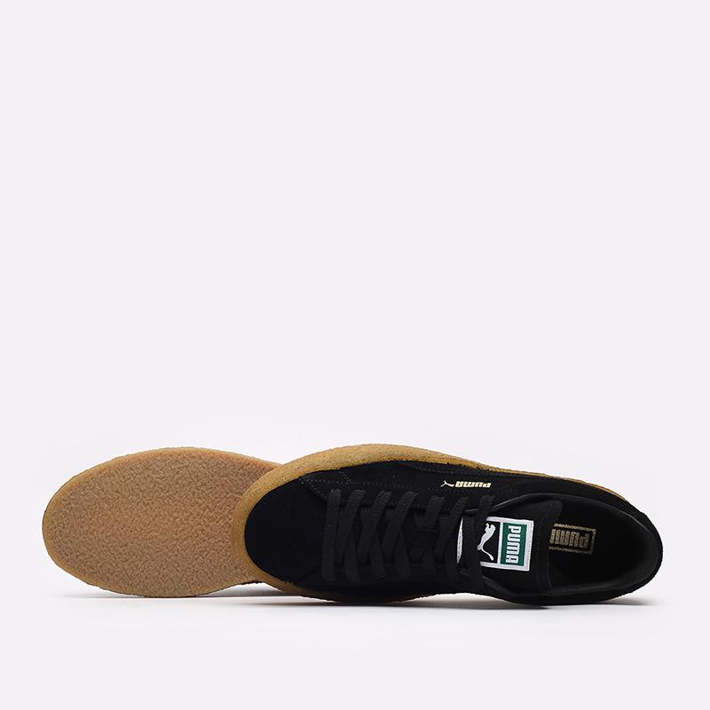 мужские черные кроссовки PUMA Suede Crepe 38070702 - цена, описание, фото 5
