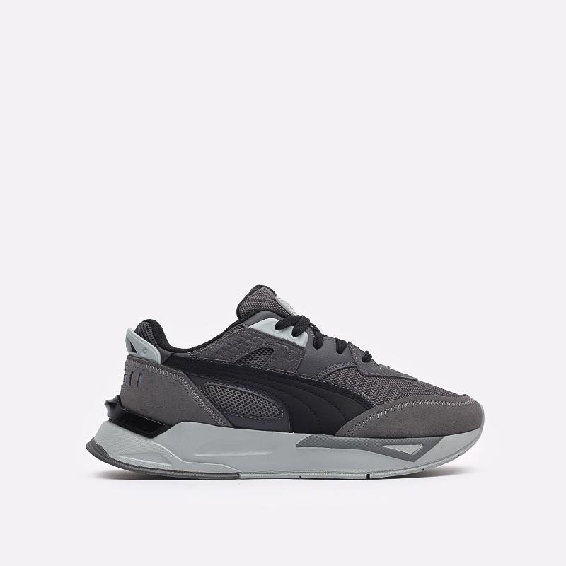 мужские черные кроссовки PUMA Mirage Sport Remix 38105105 - цена, описание, фото 1
