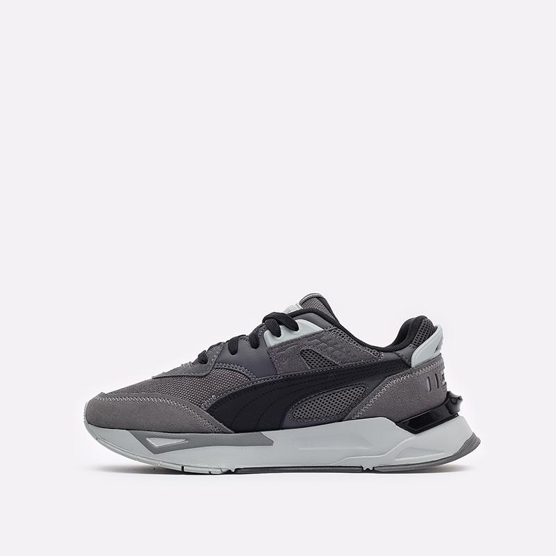 мужские черные кроссовки PUMA Mirage Sport Remix 38105105 - цена, описание, фото 2