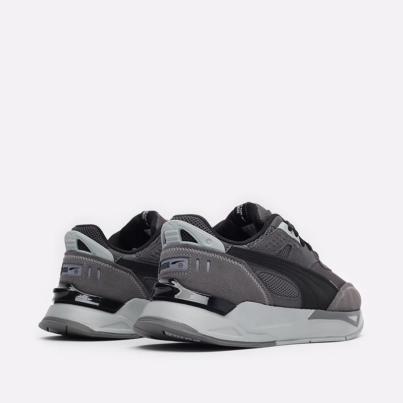 мужские черные кроссовки PUMA Mirage Sport Remix 38105105 - цена, описание, фото 3