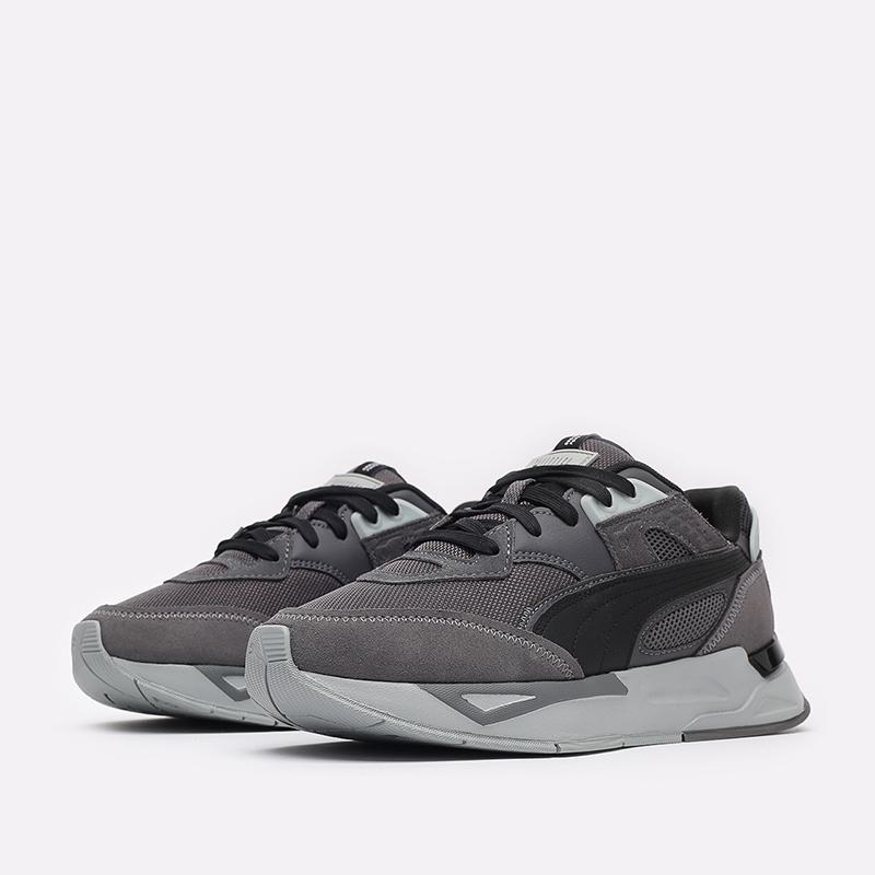 мужские черные кроссовки PUMA Mirage Sport Remix 38105105 - цена, описание, фото 4