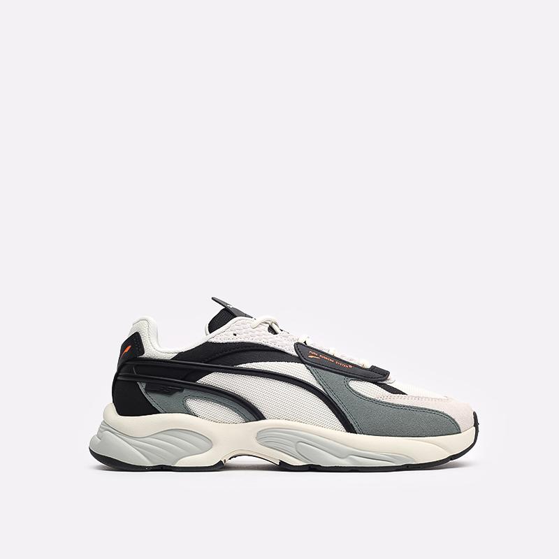 мужские бежевые  кроссовки puma rs-connect splash 38191001 - цена, описание, фото 1