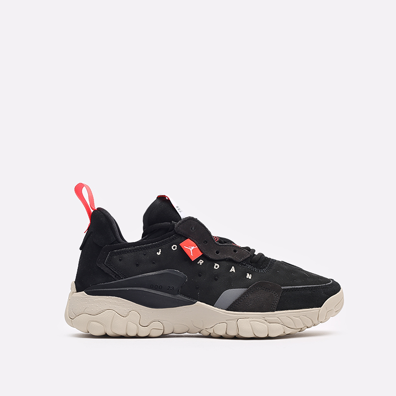 мужские чёрные  кроссовки jordan delta 2 CV8121-012 - цена, описание, фото 1