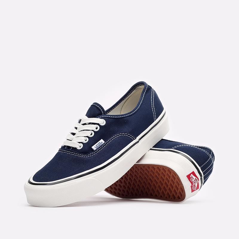 мужские синие  кроссовки vans era 95 dx VA54F29GKM - цена, описание, фото 2