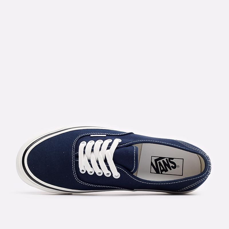 мужские синие  кроссовки vans era 95 dx VA54F29GKM - цена, описание, фото 6