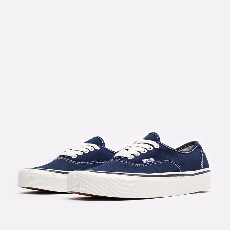 мужские синие  кроссовки vans era 95 dx VA54F29GKM - цена, описание, фото 4