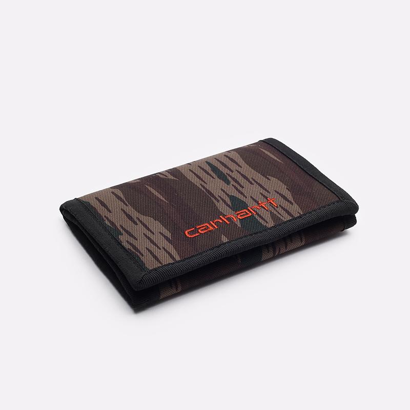 бумажник Carhartt WIP Payton Wallet I025411-camo unite/cprt - цена, описание, фото 1
