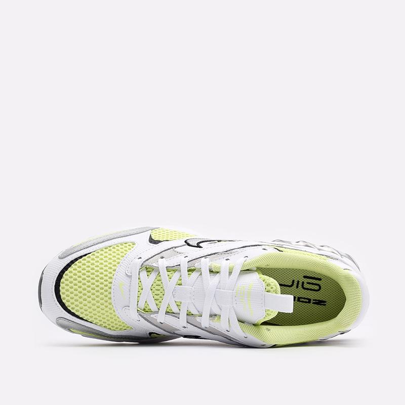женские белые  кроссовки nike wmns zoom air fire CW3876-102 - цена, описание, фото 6