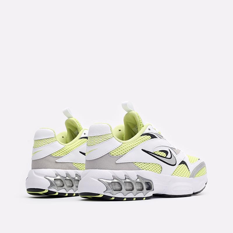 женские белые  кроссовки nike wmns zoom air fire CW3876-102 - цена, описание, фото 3