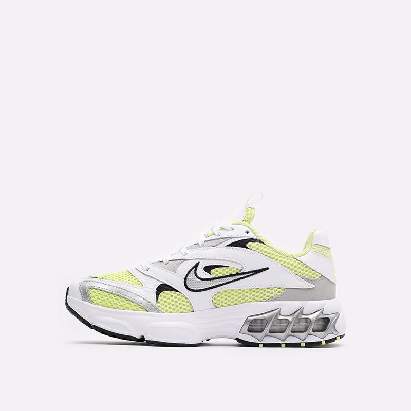 женские белые  кроссовки nike wmns zoom air fire CW3876-102 - цена, описание, фото 2