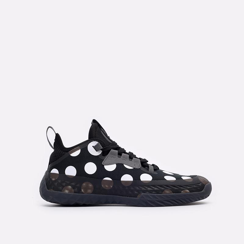 черные баскетбольные кроссовки adidas Harden Vol.5 Futurenatura H68597 - цена, описание, фото 1
