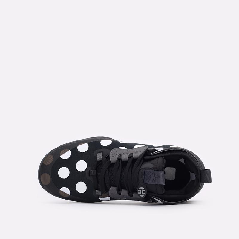 черные баскетбольные кроссовки adidas Harden Vol.5 Futurenatura H68597 - цена, описание, фото 6