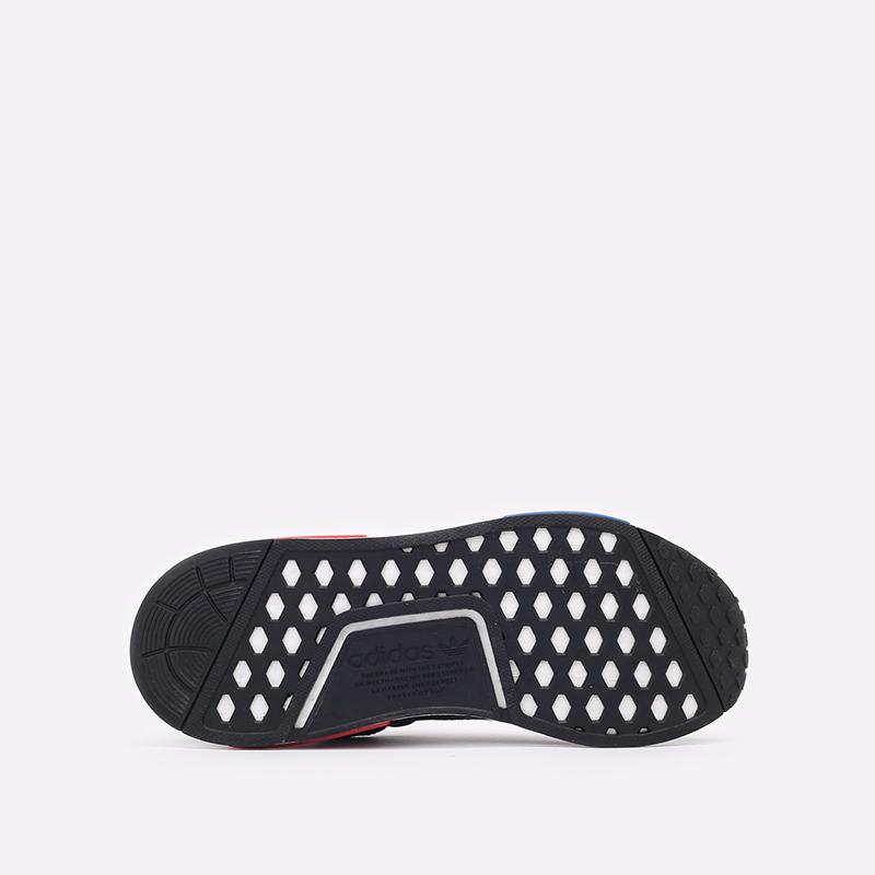 мужские чёрные  кроссовки adidas nmd_r1 GZ7922 - цена, описание, фото 5