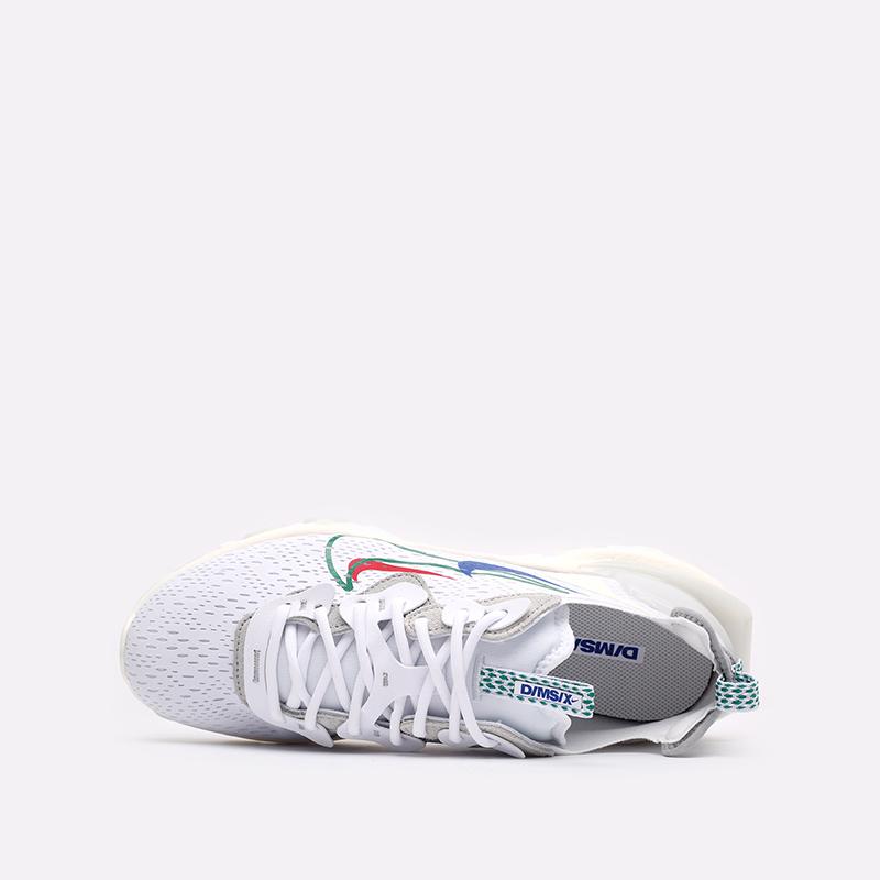 мужские белые  кроссовки nike react vision DM9095-100 - цена, описание, фото 6